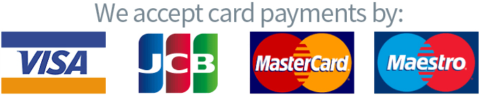 CIE Card Payment Methods