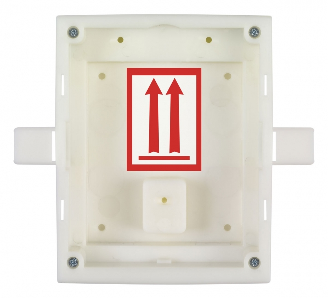 2N Telecommunications 9155017 intercom system accessory Flush mount box