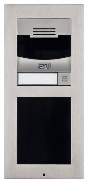 Cie group 2n helios ip verso modular door intercom basic for Basic exterior door