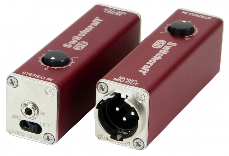 Cie Av Solutions Switchcraft Mini Audiostix 3 5mm Stereo