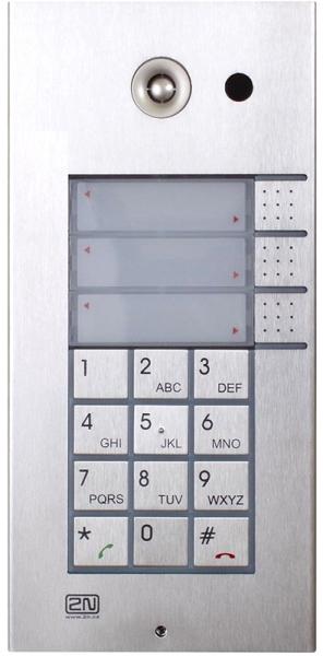 Cie Av Solutions 2n Helios Analogue Door Intercom 3x