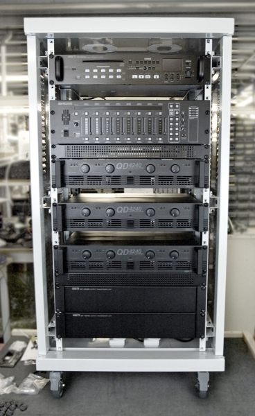 CIE AV Solutions PA / AV Rack Design