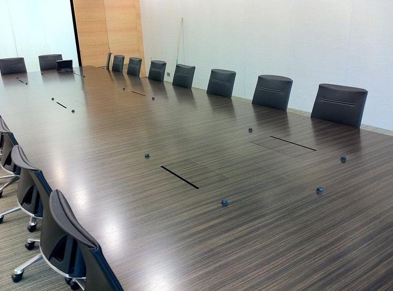 Cie Group Clockaudio Retractable Through Table Cardioid