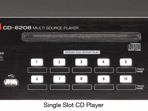 Cie Av Solutions Inter M Cd Player Multi Source Audio