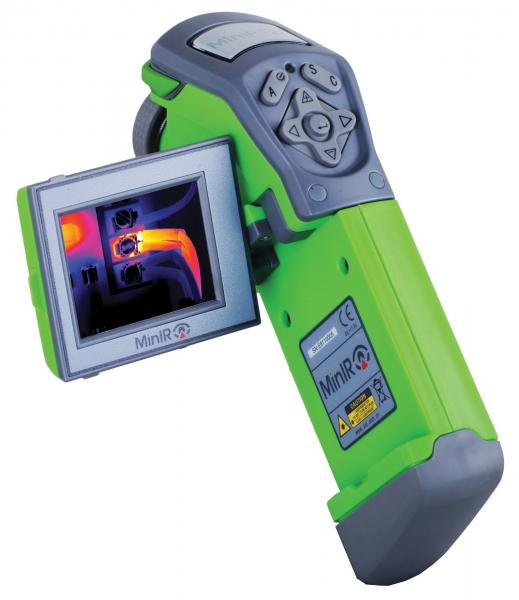 Cie group elma low cost thermal imaging camera elma ir80 - Low cost camera ...