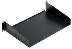 EU/R-RP2 Rack Shelf 2U Black