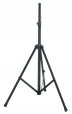 BS/52-TB Speaker Stand, aluminium, finished in black, 1305~2250mm
