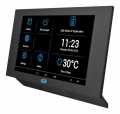 Indoor Touch - Touchscreen Digital Intercom, PoE, Black