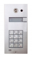 IP Vario Intercom - 1 call button, keypad