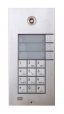 IP Vario Intercom - 3 call buttons, keypad