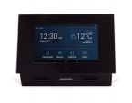 Indoor Touch 2.0 - Touchscreen Digital Intercom, PoE, Black