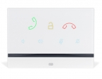 Indoor Talk - audio-only Intercom Answering Device, White