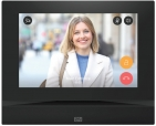 "2N Indoor View - 7"" Touchscreen Digital Answering Unit, Black"
