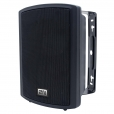 SIP Speaker Wall-mounted Audio over IP Loudspeaker - Black