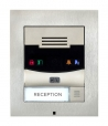 IP Solo Intercom - with camera, Nickel, Surface Mount