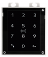 IP Access Unit 2.0 - Access Control Module with Touch Keypad & RFID Reader