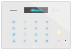 Indoor IP audio-only Intercom Answering Panel incl. WiFi & Bluetooth, White