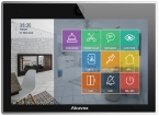 "10"" IP Indoor Touchscreen Intercom Answering Panel with Camera - SIP PBX"