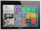 "10"" Indoor Touchscreen Intercom Panel with Wifi & Bluetooth - SIP PBX"