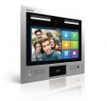 SIP Touchscreen Smart Video Intercom with secure Facial Recognition