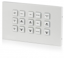 15 Button Control Keypad - IP & Relay 2-gang