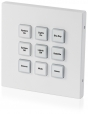 9 Button Control Keypad - IP & Relay (1-gang)