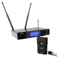 UHF Wireless Beltpack Radio Microphone System, with Lavalier Mic