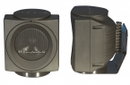 Pair of 10W 100V Music Speakers incl. Brackets