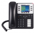 Grandstream Enterprise-Grade 3-line VoIP Telephone with Colour Screen
