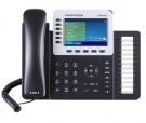 Grandstream Enterprise-Grade 6-line VoIP Telephone with Colour Screen