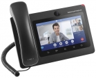 Multimedia IP Telephone with 7 inch touch screen, Android, Wifi, PoE