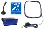 Under Counter Induction Loop Kit with Halo Gooseneck Microphone