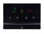 Indoor Talk - audio-only Intercom Answering Device, Black